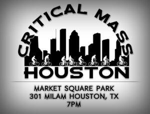 Critical Mass Friday @ Market Square Park | Houston | Texas | United States