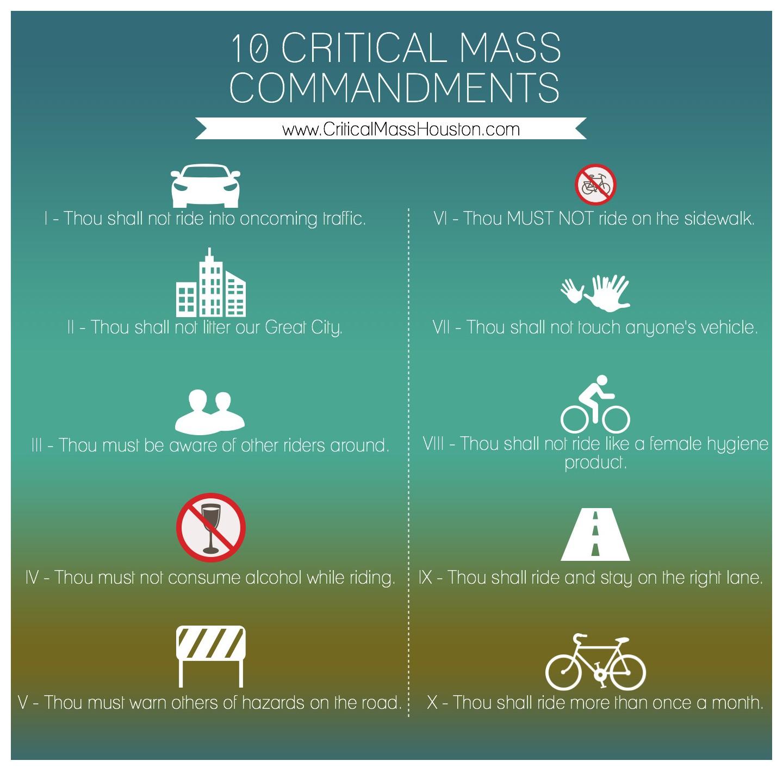 Critical Mass Houston