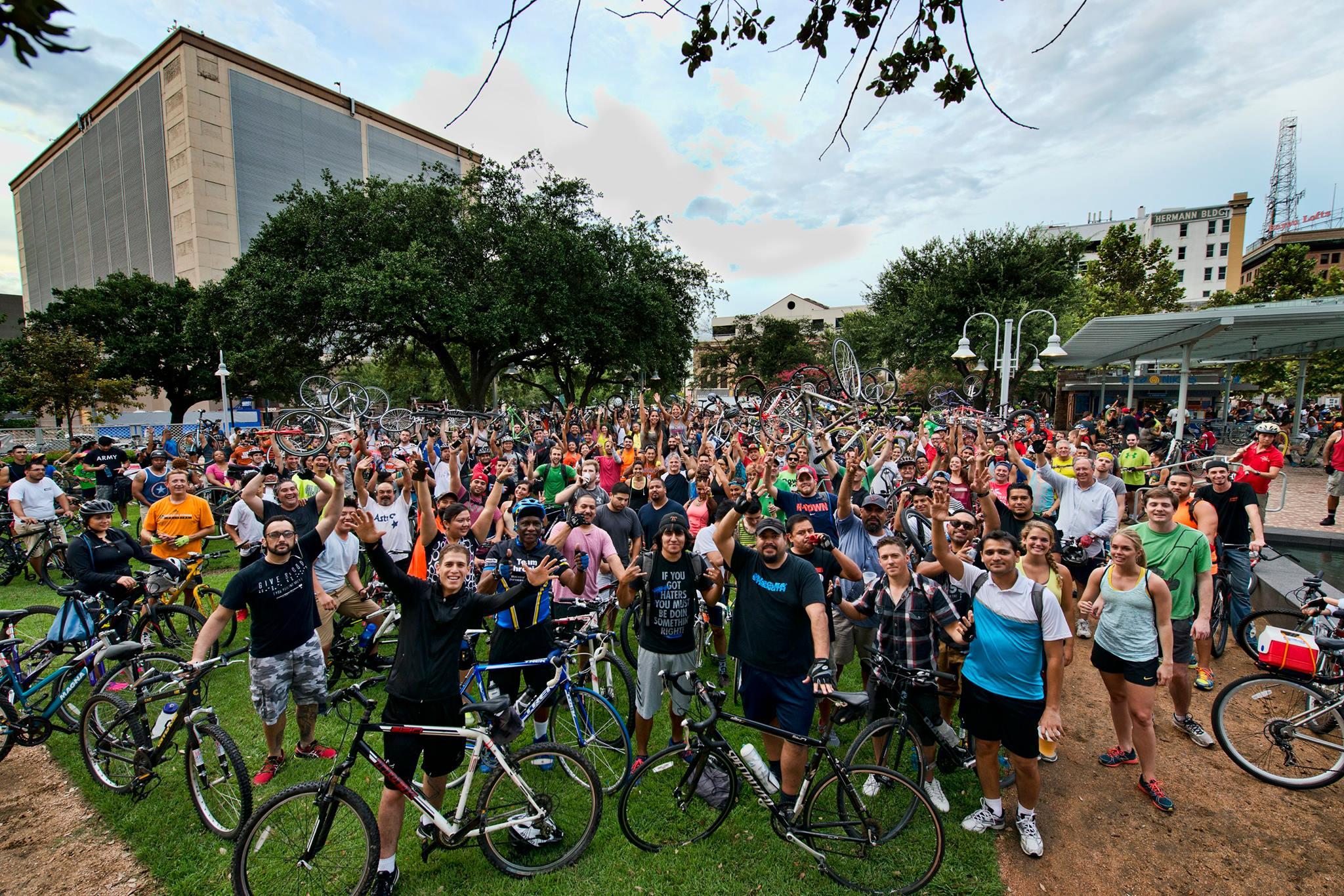 [Event] Critical Mass Durban