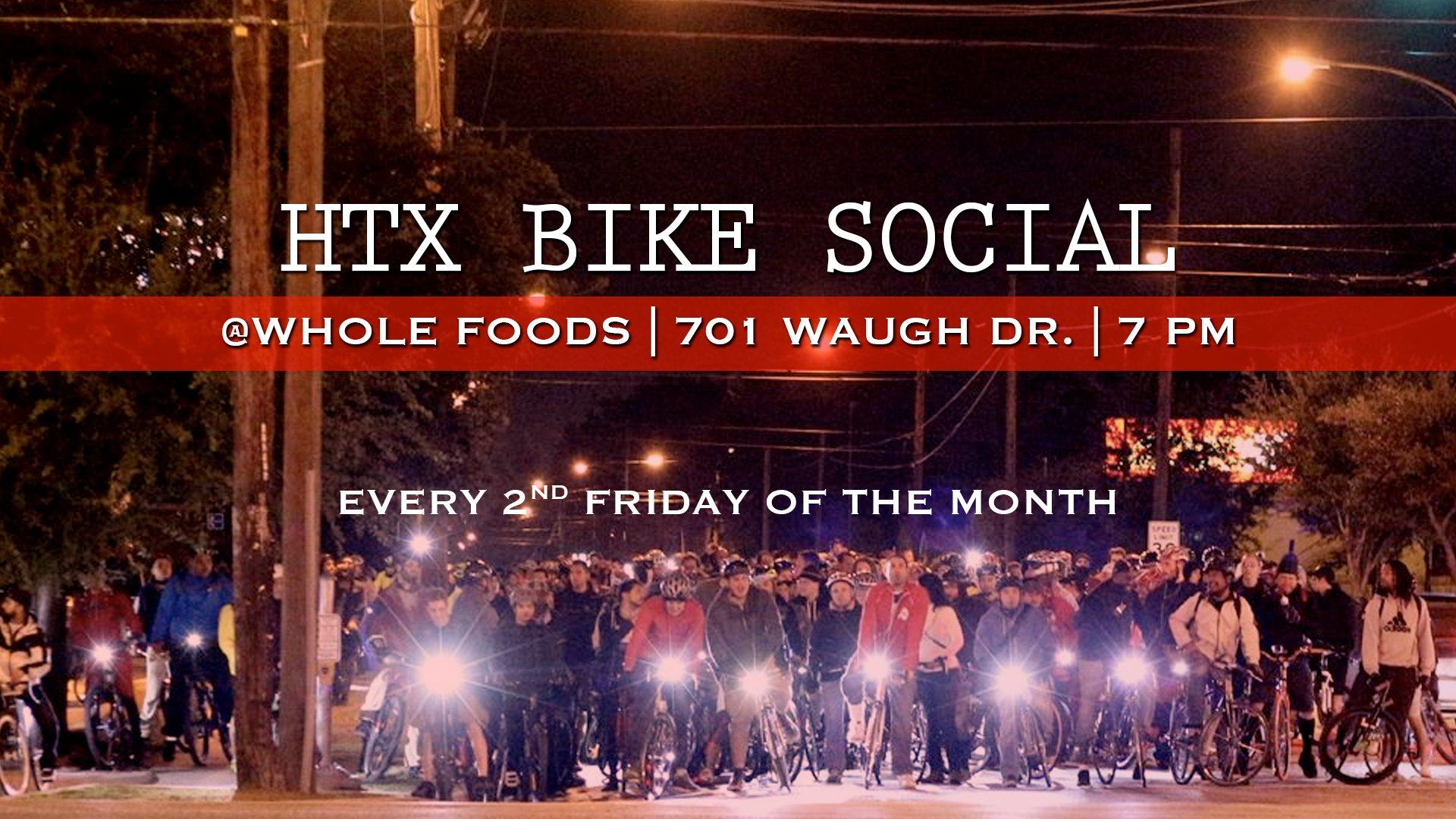 HTX Bike Social